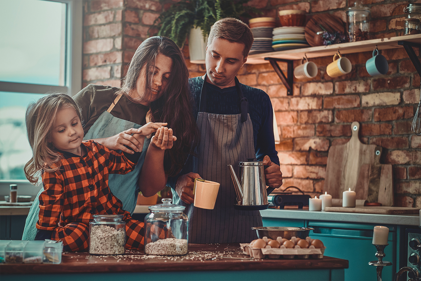 Nápady do malej kuchyne